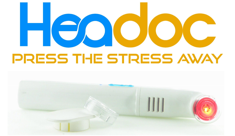 Headoc. Սարք, որը կօգնի պայքարել գլխացավի դեմ