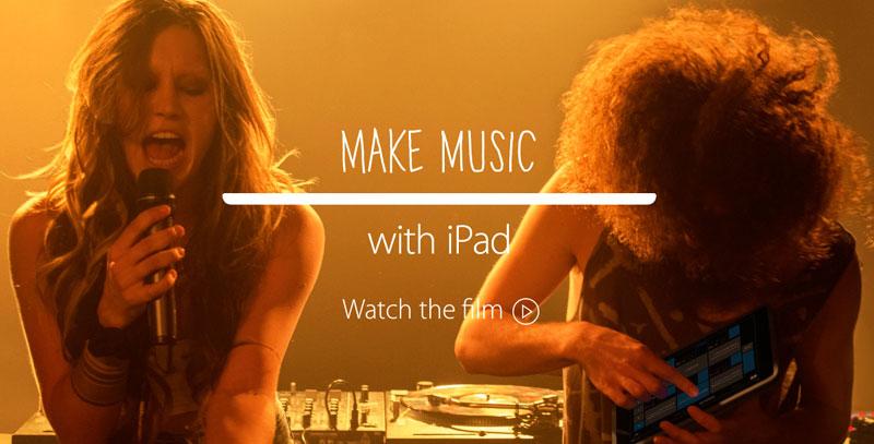 Apple-ն iPad-ի նոր գովազդային տեսահոլովակ է թողարկել