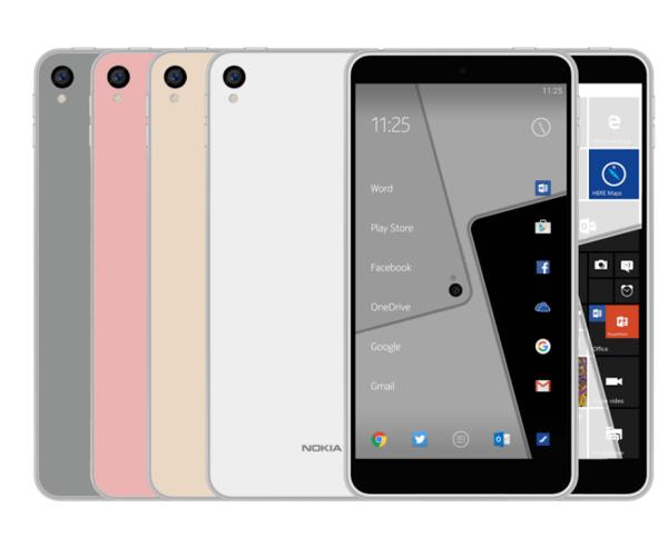 Nokia-ն հնարավոր է սմարթֆոնների շուկա վերադառնա C1 մոդելով