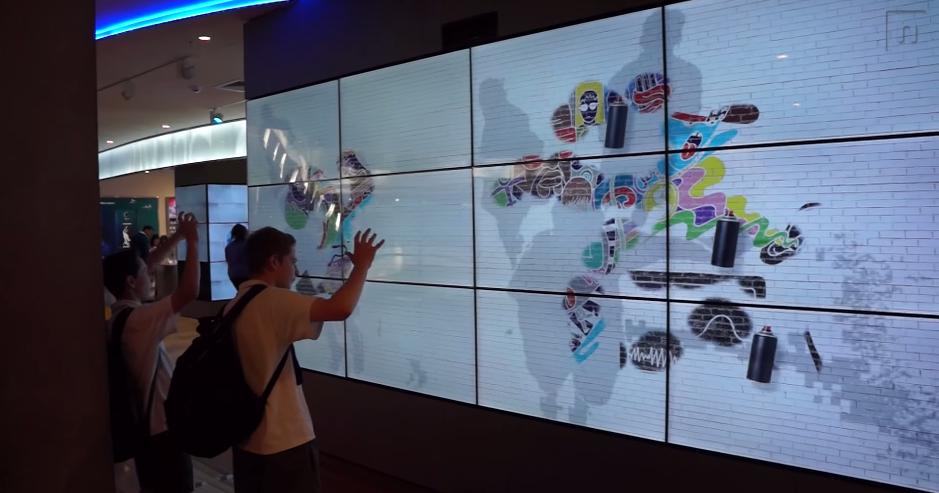 Samsung և Microsoft ընկերությունները ներկայացրել են Kinect սենսորի հնարավորությունները