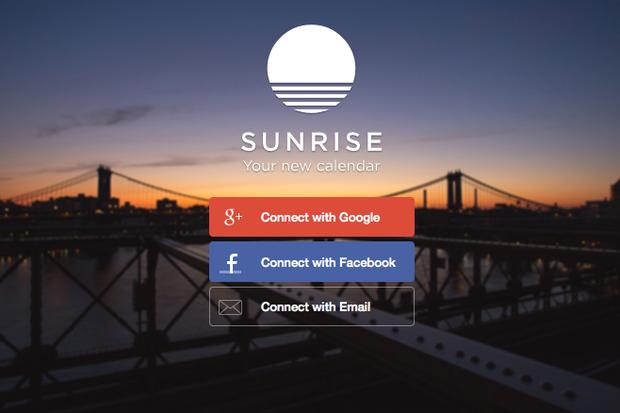 Microsoft-ը գնել է Sunrise օրացույցը