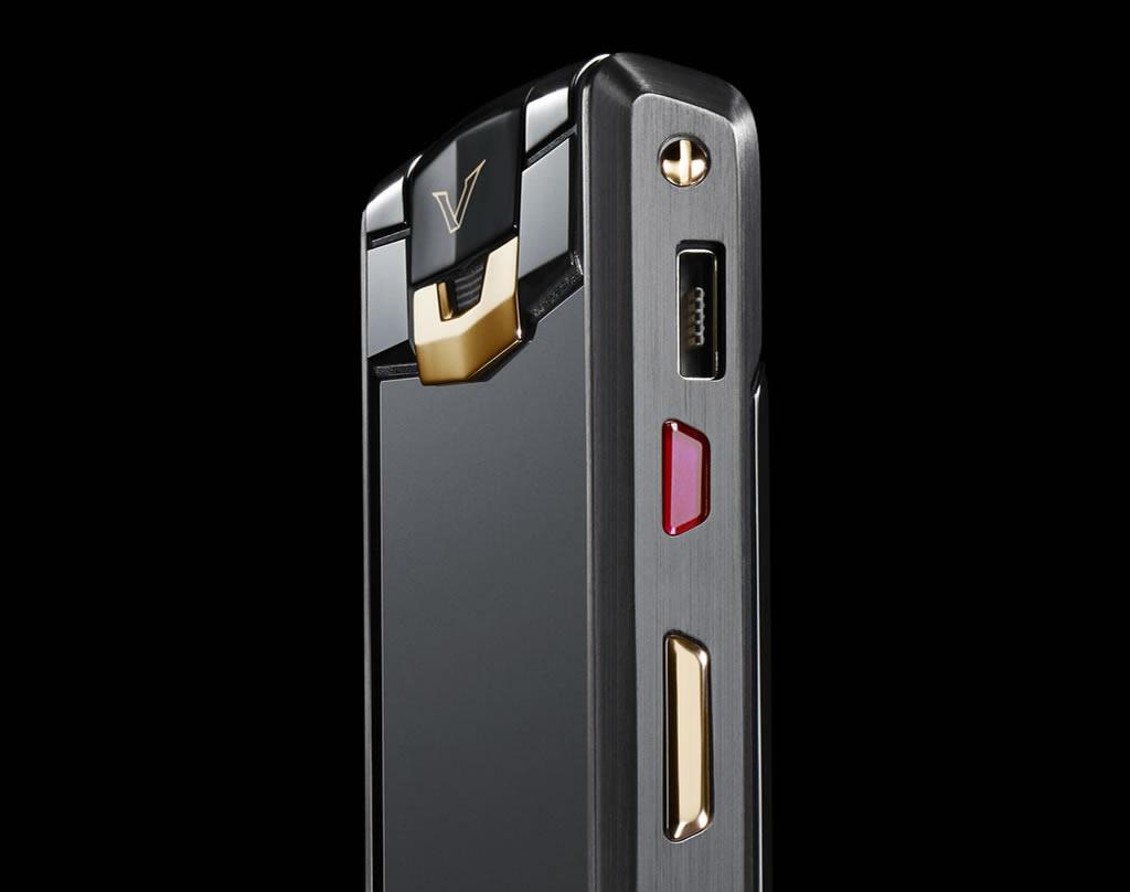 Vertu-ն թողարկել է Signature Touch մոդելի չափազանց թանկ սմարթֆոն