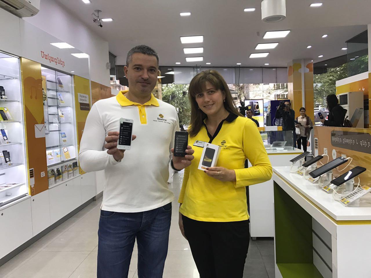 Մեկնարկեց Beeline Smart 8 Dual և Beeline Pro 5 Dual նոր սմարթֆոնների վաճառքը