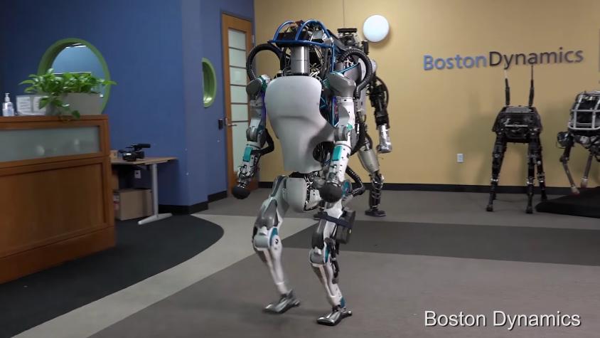 Google-ին պատկանող Boston Dynamics-ը հսկայական առաջընթաց է գրանցել երկոտանի ռոբոտի ստեղծման գործում