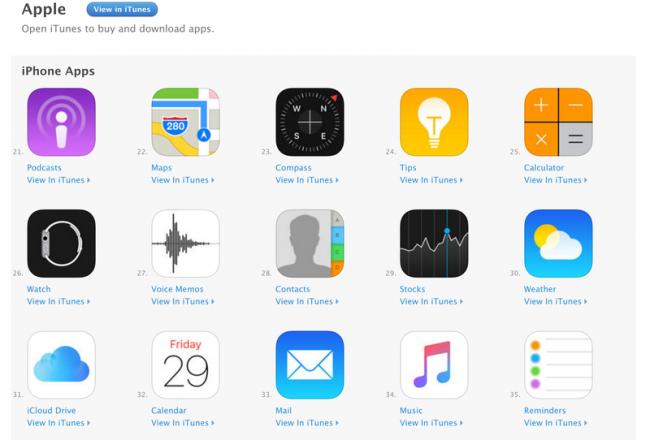 iOS 10-ը թույլ կտա հեռացնել Apple-ի մինչ այս անձեռնամխելի հավելվածները