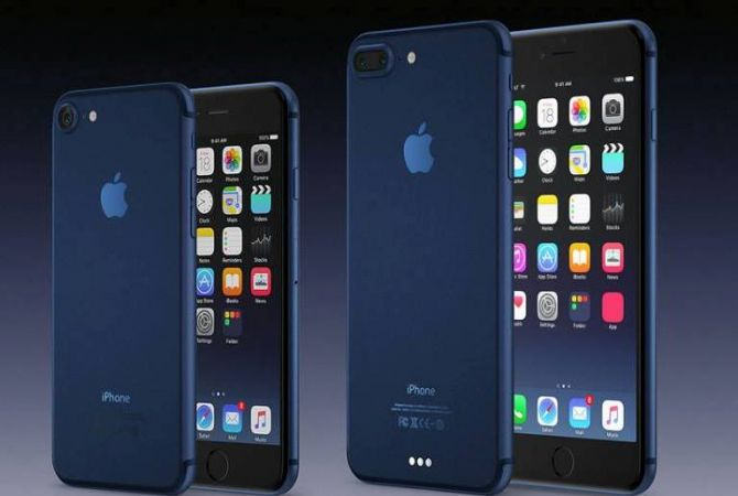 Հայաստանում iPhone 7 սմարթֆոնների վաճառքի պաշտոնական մեկնարկը կտրվի հոկտեմբերի 22-ին