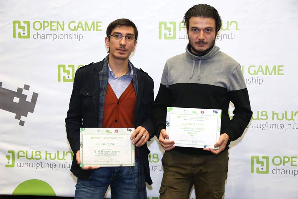 Ucom. ամփոփվել են «Բաց խաղ» 2016 առաջնության արդյունքները