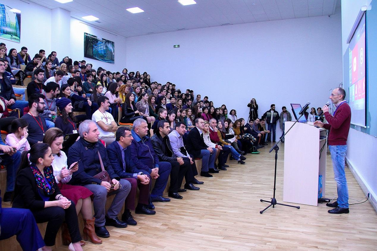 Ռոստելեկոմ. Վանաձորի տեխնոլոգիական կենտրոնում անցկացվեց Բարքեմփ ոչ ֆորմալ Կոնֆերանսը