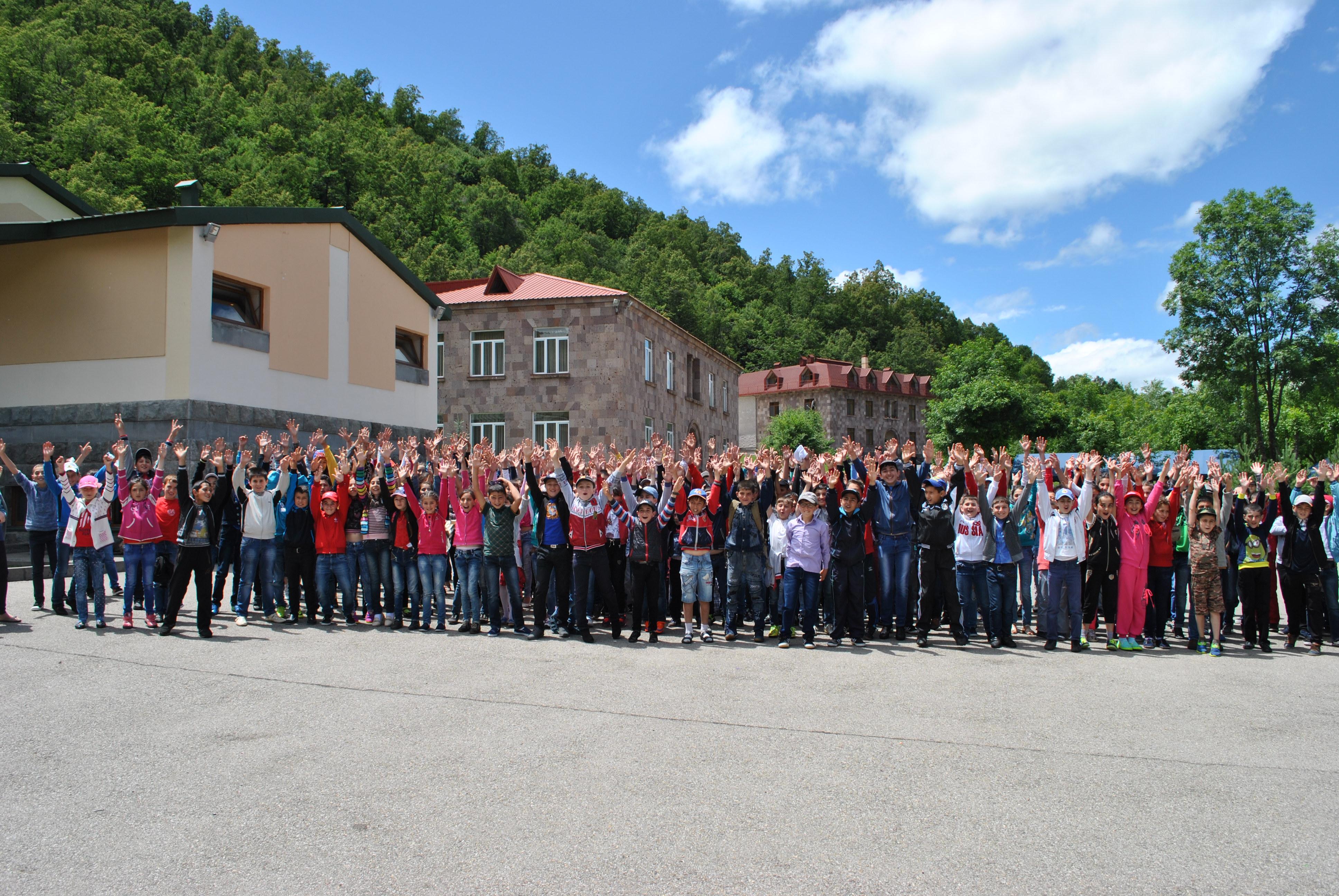 Տեխնոլոգիական ճամբար` 600 դպրոցականի համար