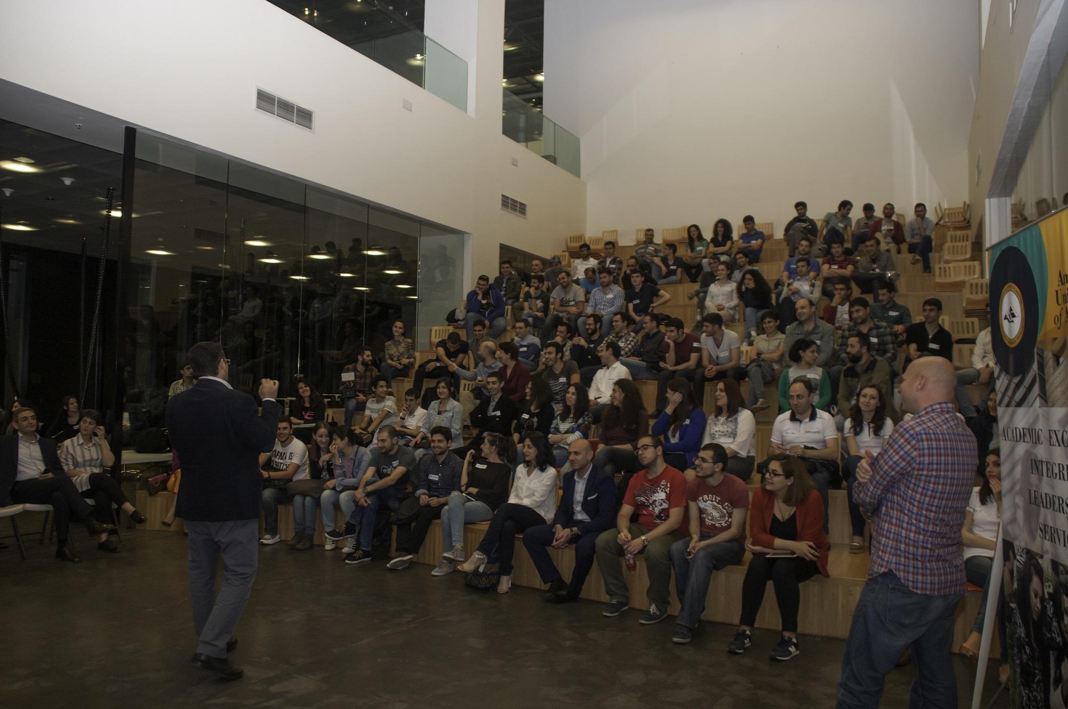 Հայաստանում առաջին անգամ տեղի ունեցավ Armenia BigData մրցույթ-հեքըթոն