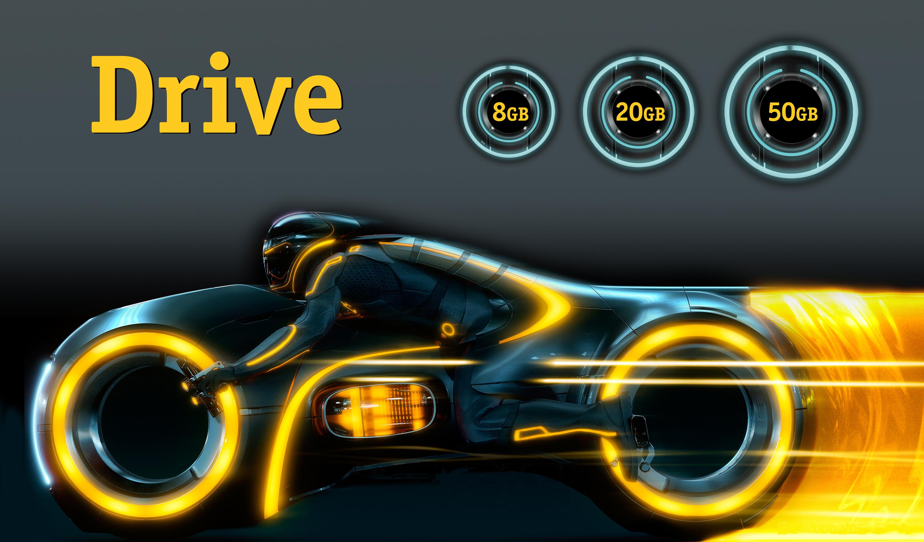 Beeline. բարելավված պայմաններ՝ Drive բջջային ինտերնետի սակագնային փաթեթների համար