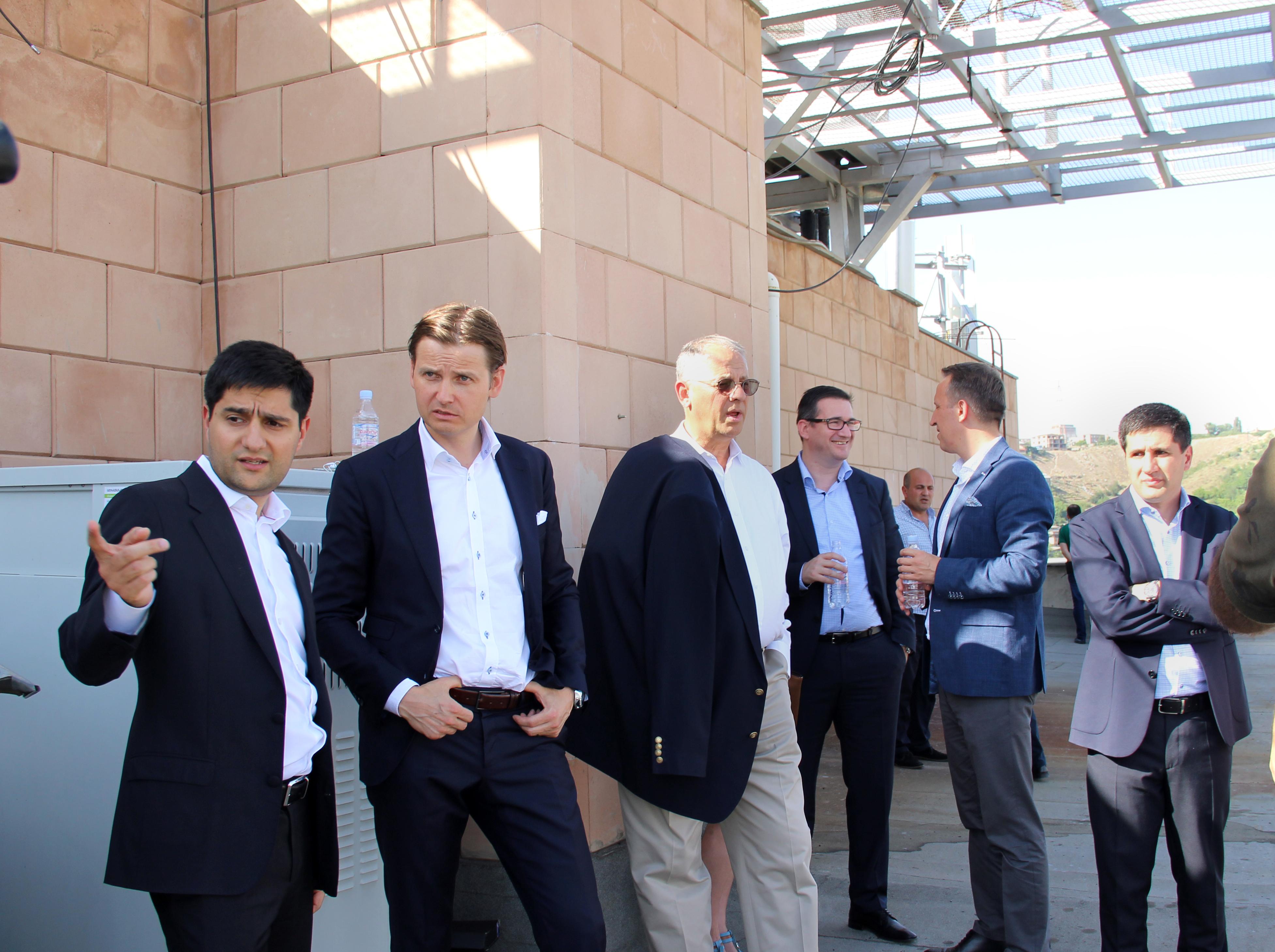 Ucom. Ericsson ընկերության 4G+ տեխնոլոգիայի ներդրման աշխատանքները մոտենում են ավարտին