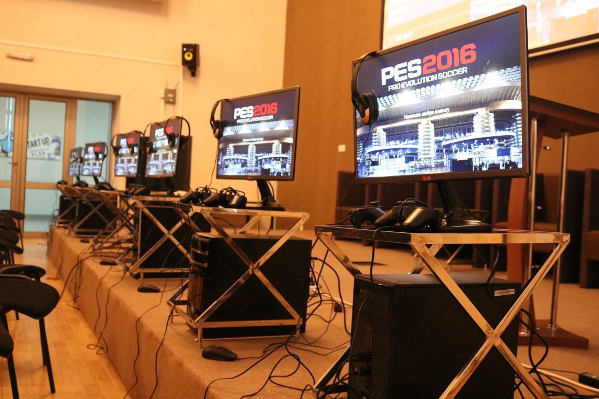 PES 2016 Շիրակի մարզի բաց առաջնություն՝ Գյումրու տեխնոլոգիական կենտրոնում