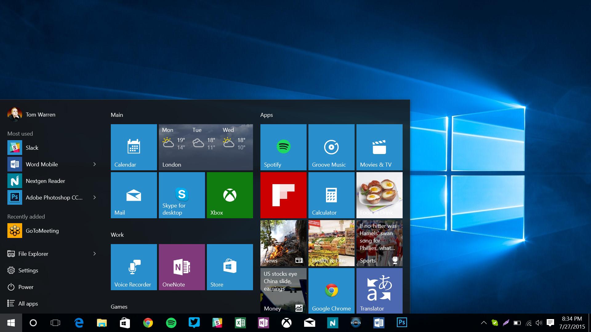 Աշխարհում 270 մլն համակարգիչ աշխատում է Windows 10-ով