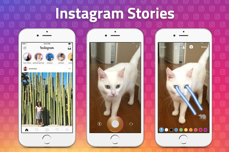 Instagram Stories-ն ուղղակի կմրցակցի Snapchat-ի հետ