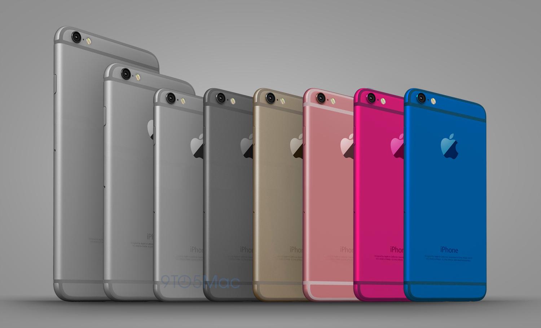 """Նոր 4"""" էկրանով փոքր iPhone-ը կներկայացվի մարտի 21-ին"""