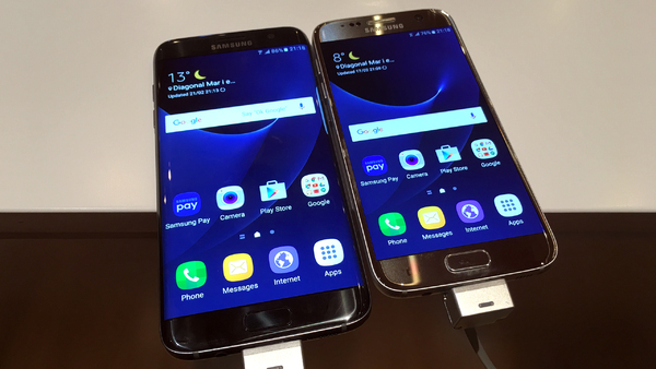 Samsung կորպորացիան պաշտոնապես ներկայացրել է Galaxy S7 և Galaxу S7 edge սմարթֆոնները