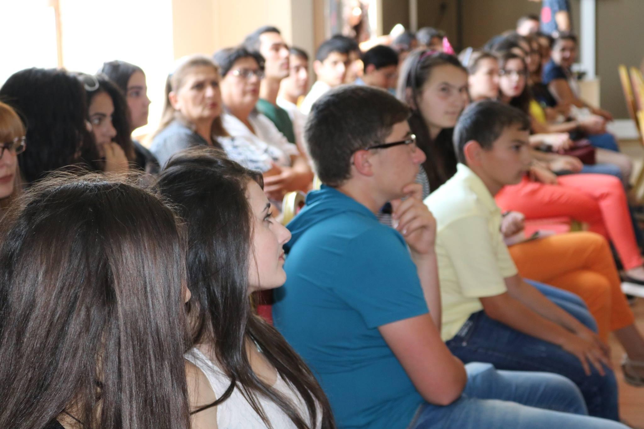 121 դպրոցական մասնակցել է Գյումրու տեխնոլոգիական կենտրոնի «Տեխնո ամառային դպրոցին»