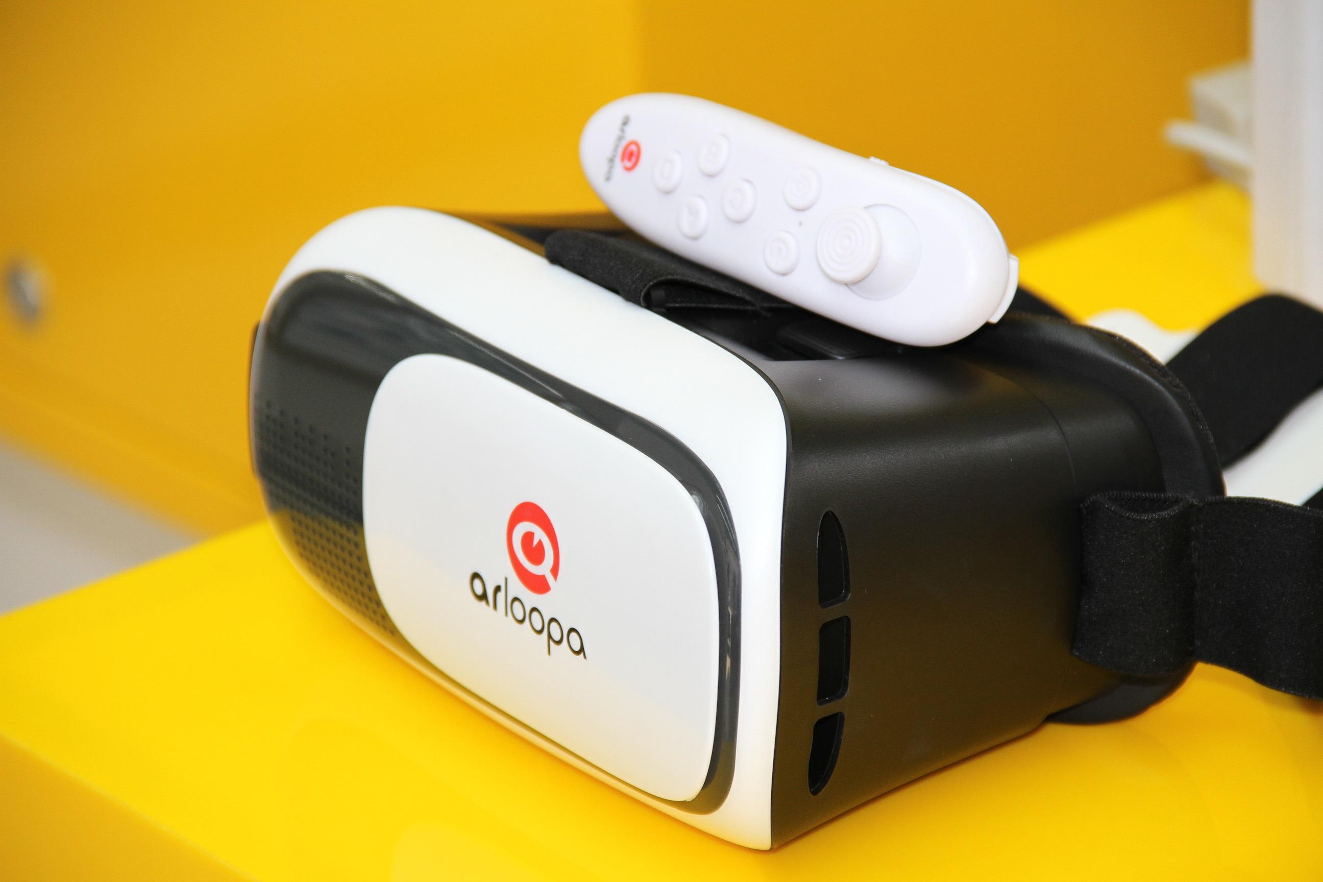 Մեկնարկել է ARLOOPA VR վիրտուալ իրականության ակնոցների վաճառքը