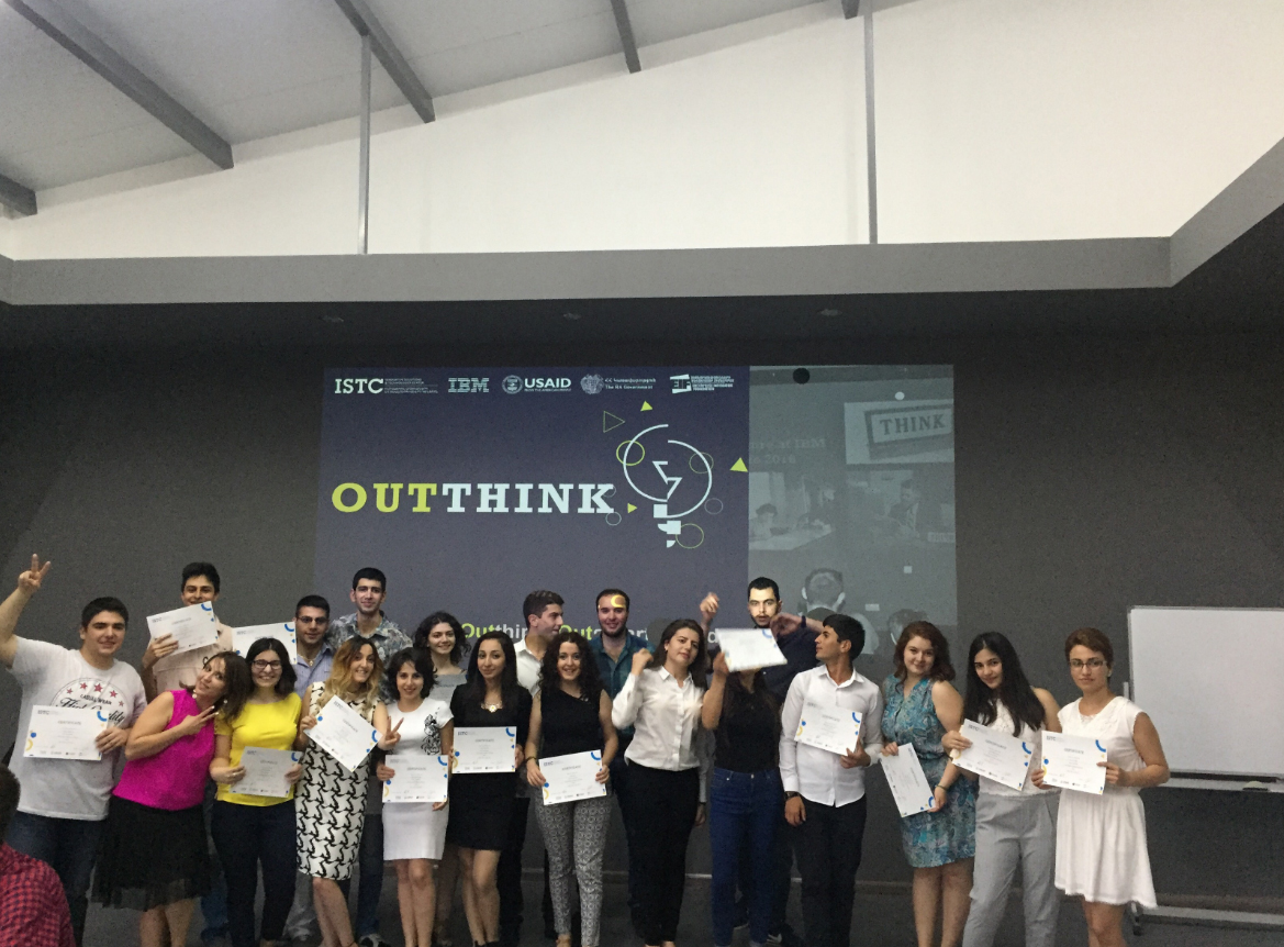 Կայացավ Outthink University Startup Culture միջոցառումը