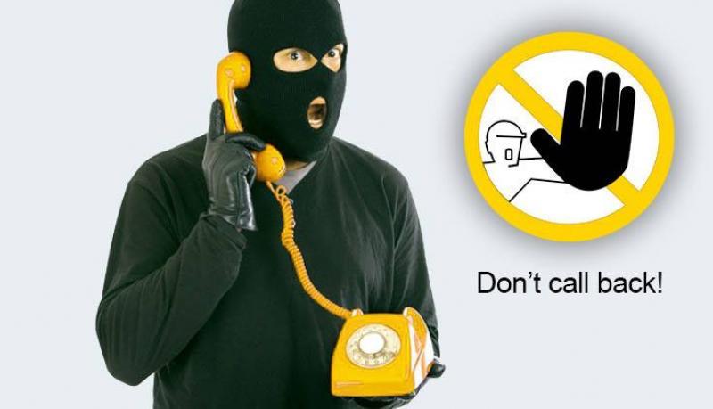 Beeline. զգուշացում՝ հետադարձ զանգ չկատարել +38765744399 համարին