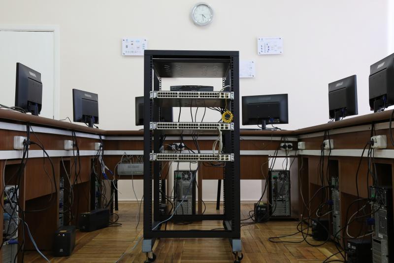 Ռոստելեկոմ. բացվել է ՀԱՊՀ նոր հիմնանորոգված համակարգչային սրահը