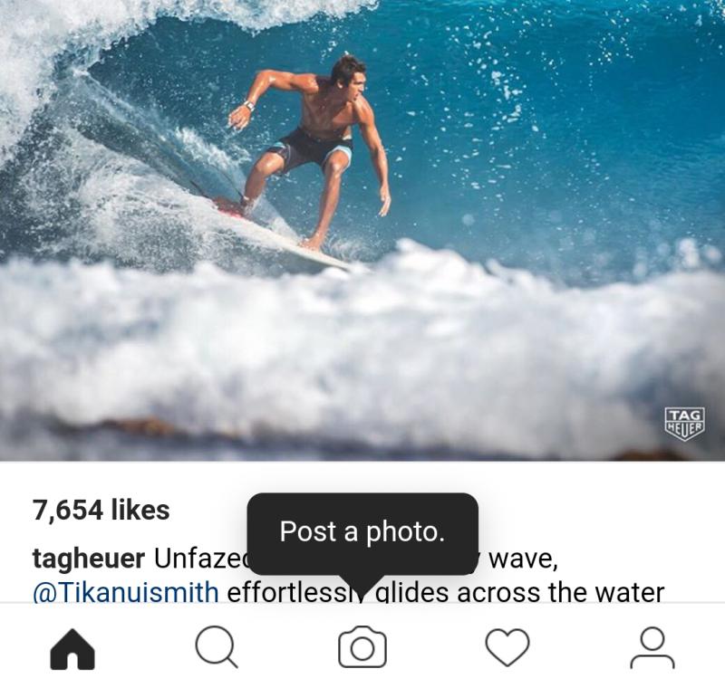 Instagram-ում նկար հրապարակելու համար այլևս հավելված հարկարվոր չէ