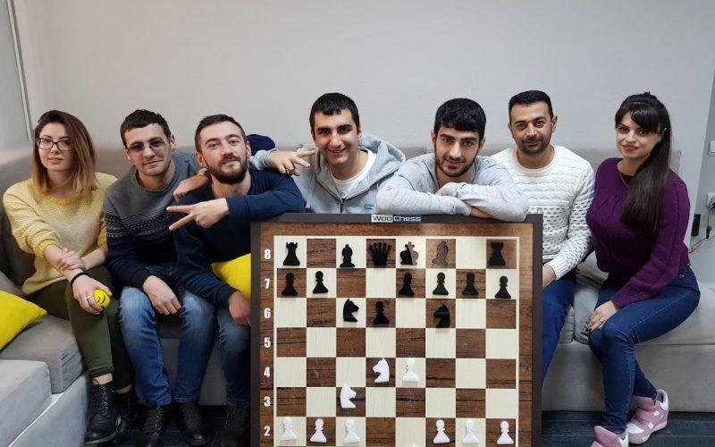 Հայկական WooChess–ը գրոսմայստերներին կկապի սկսնակ շախմատիստների հետ