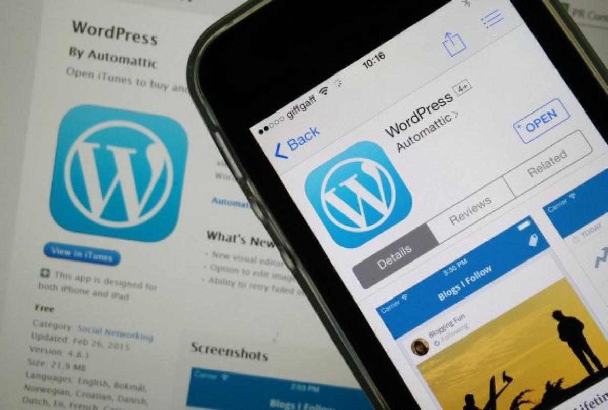 Ինտերնետում հասանելի կայքերի 30%-ի հիմքում Wordpress-ն է