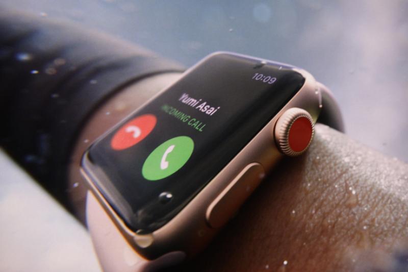 Apple-ը ներկայացրեց Apple Watch 3 խելացի ժամացույցները