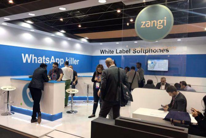 Zangi հավելվածը «Mobile World Congress»-ին ներկայացրել է մի շարք նորություններ