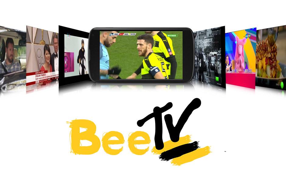 Beeline. առաջին վիզուալ ռադիոն` BeeTV մոբայլ հավելվածում