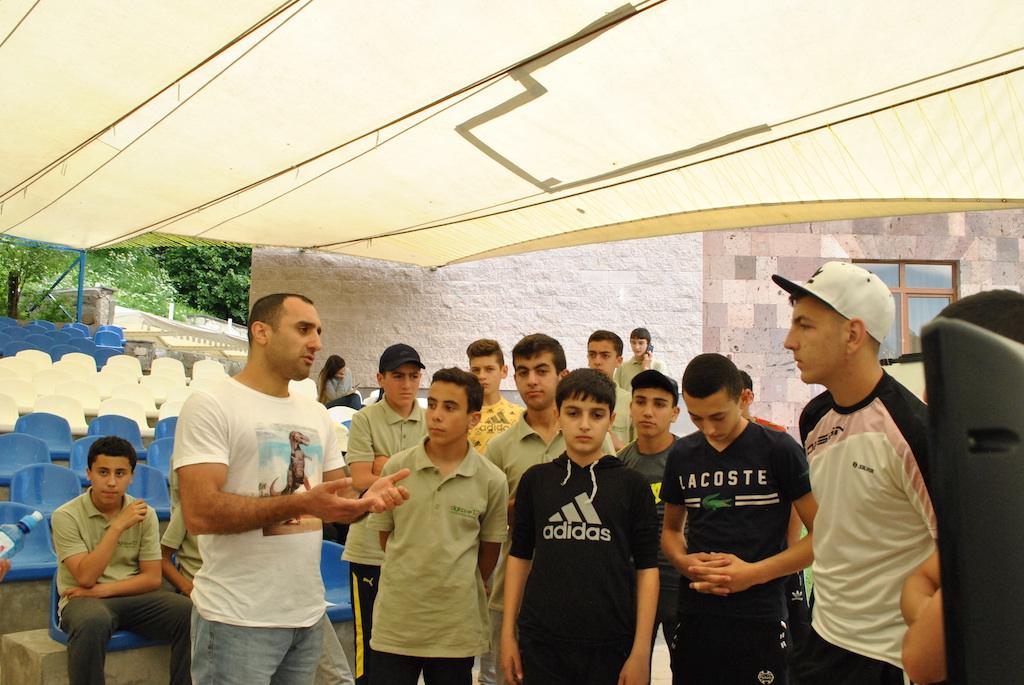 ԻՏՁՄ. ԴիջիՔեմփ և Արմաթ տեխնոլոգիական ճամբարները մեկնարկել են Հանքավանում