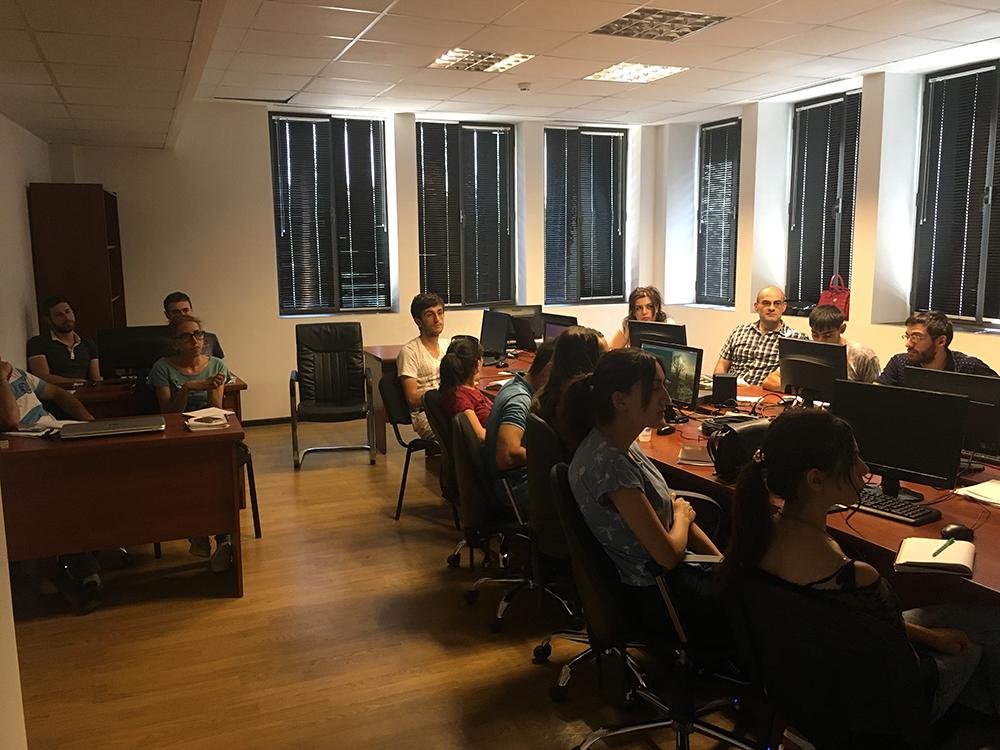 ՏՏ ոլորտի ընկերությունները Գյումրիում դասընթացներ են կազմակերպում սկսնակ մասնագետների համար