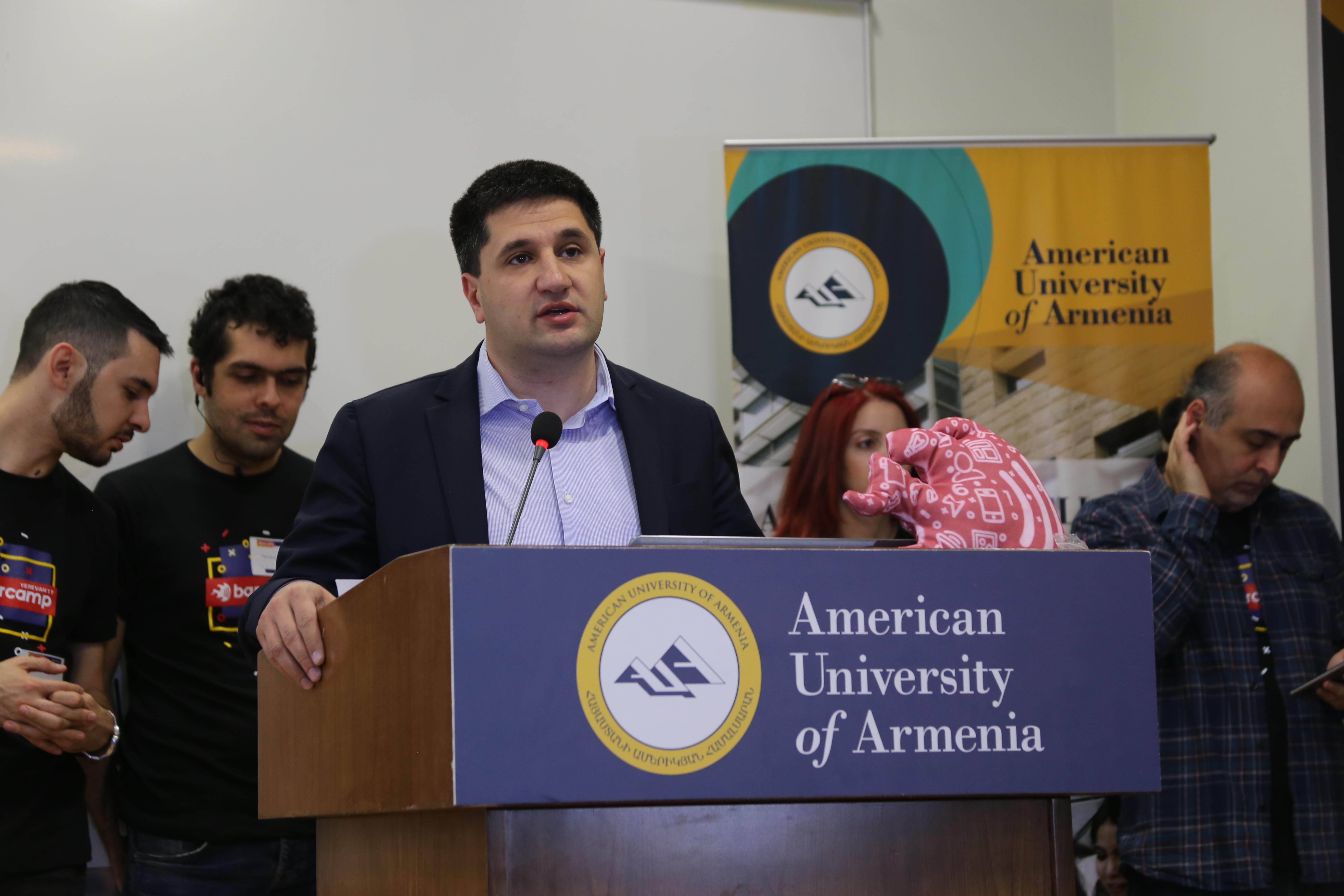 Մեկնարկում է Barcamp Yerevan 2017 չԿոնֆերանսը