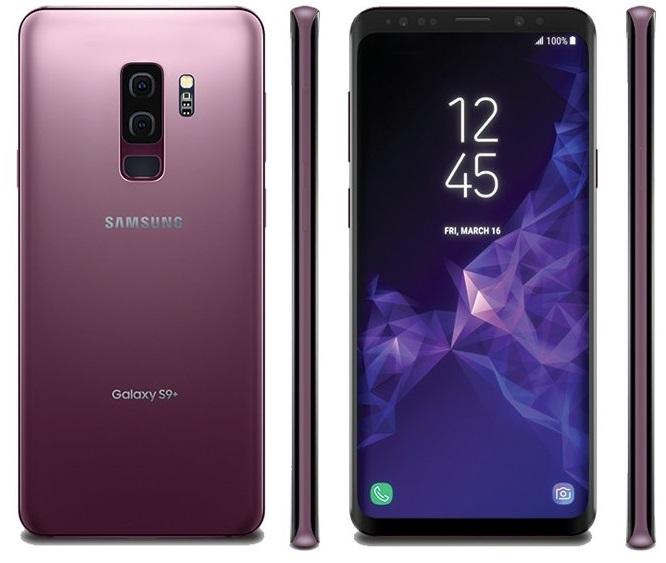 Samsung Galaxy S9 և S9+ սմարթֆոններն ամբողջովին գաղտնազերծվել են