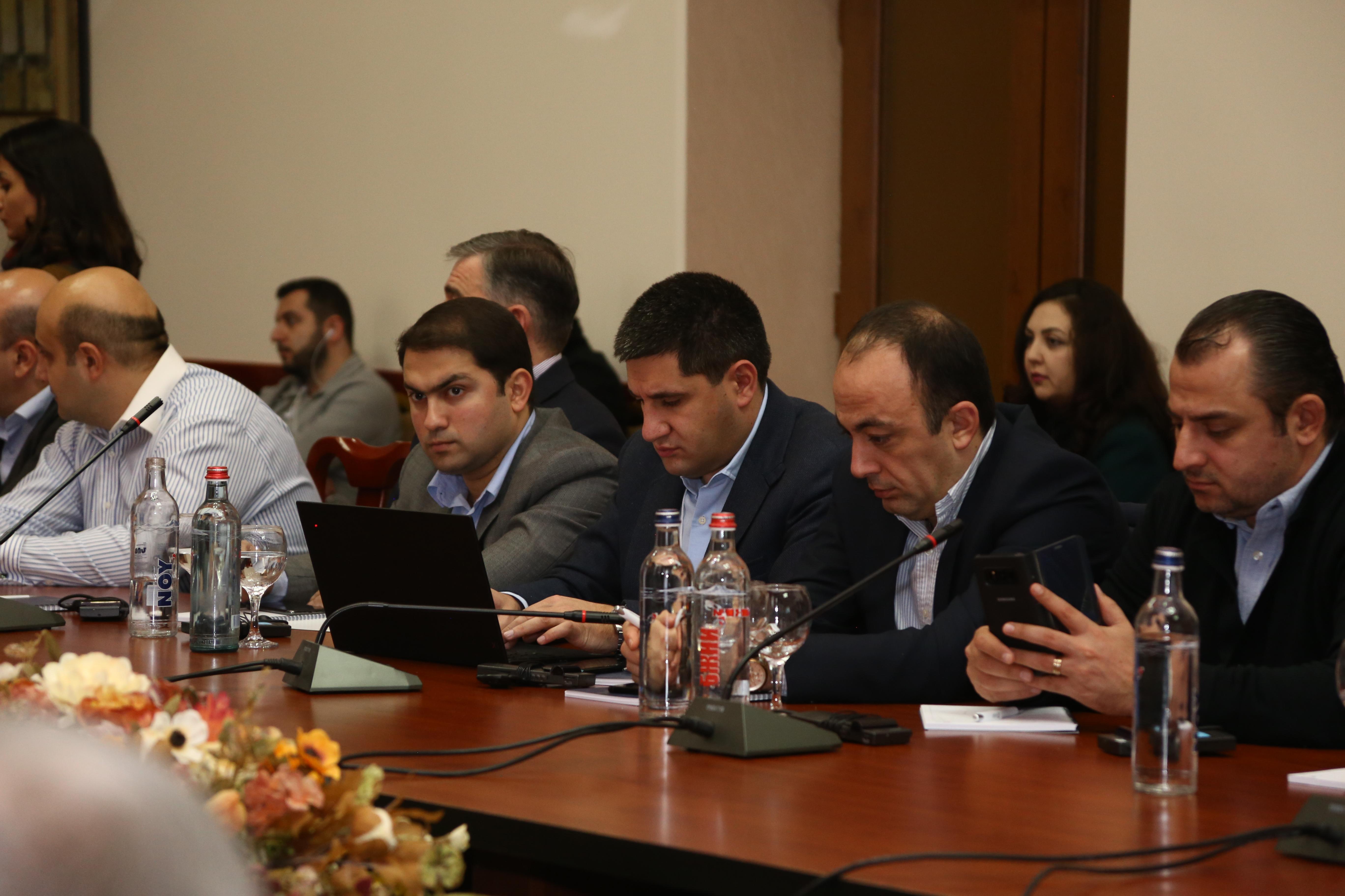 Ucom-ն ակտիվ մասնակցություն ցուցաբերեց Բիզնես ինովացիոն ֆորում 2018-ին