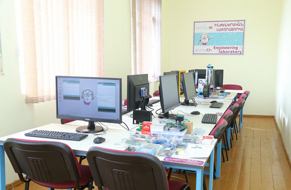 «Արմաթ» կրթական ցանցը շարունակում է ընդլայնվել. նորաբաց «Արմաթ»՝ Նորակերտում