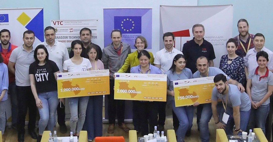 Հայտնի են «Հայաստանում զբոսաշրջության զարգացմանն ուղղված նորարար գաղափարների» մրցույթի հաղթողները