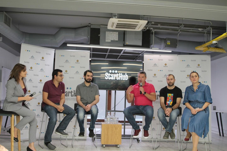 Beeline. «Խաղային ստարտափները Հայաստանում»՝ տեղի ունեցավ Starthub Offline հերթական հանդիպումը