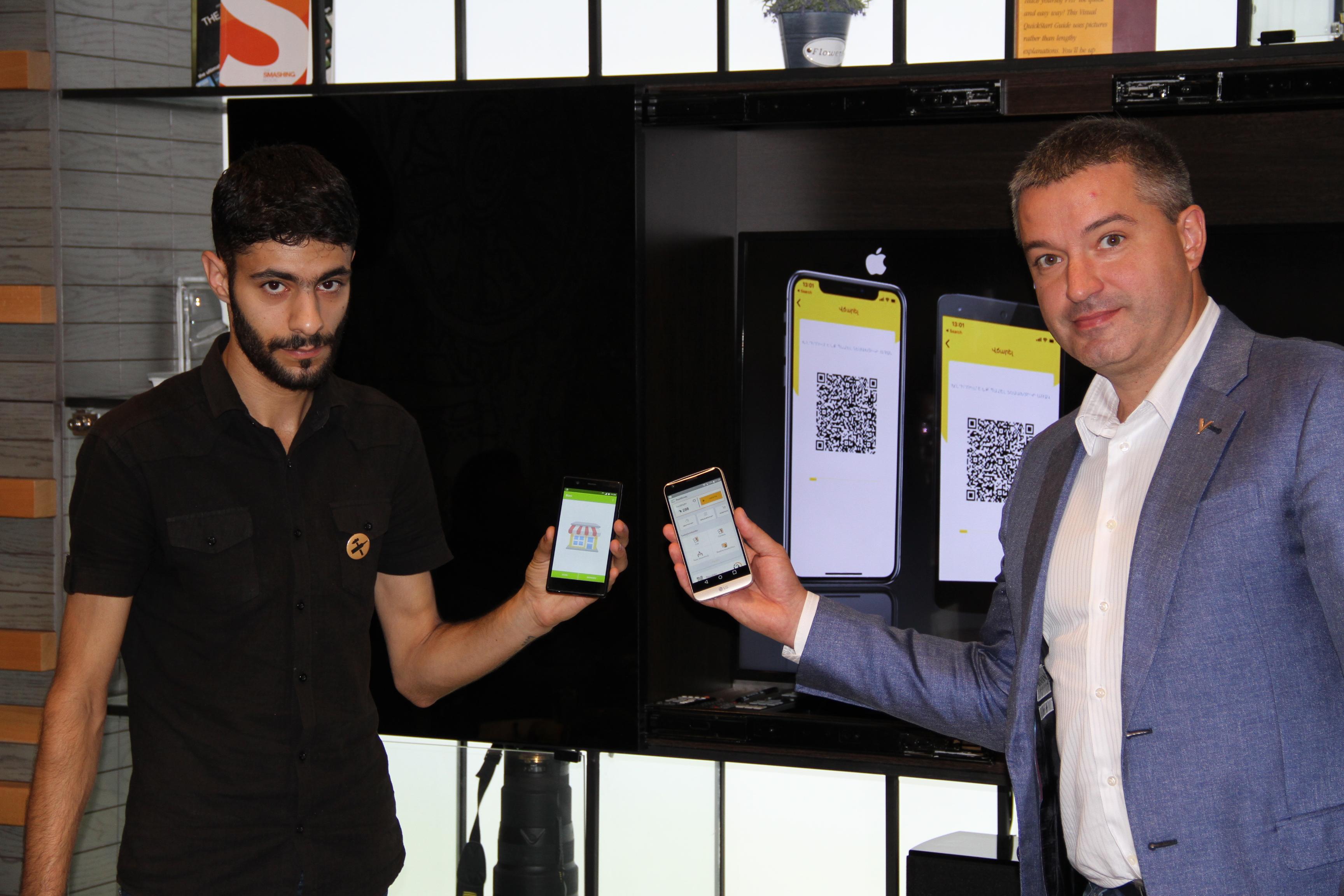 Beeline-ի BeeMoney էլեկտրոնային դրամապանակով կարելի է վճարել նույնիսկ առավոտյան սուրճի համար