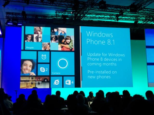 Microsoft-ը ներկայացրել է Windows Phone 8.1 օպերացիոն համակարգը