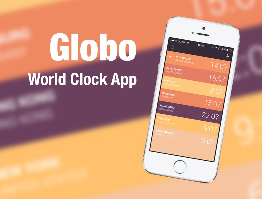 Globo App. Երբ ժամանակը նշանակություն ունի