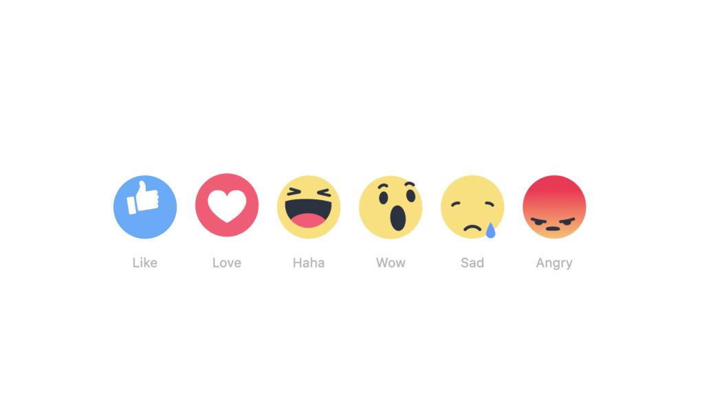 Facebook-ը ձևափոխեց Like կոճակը