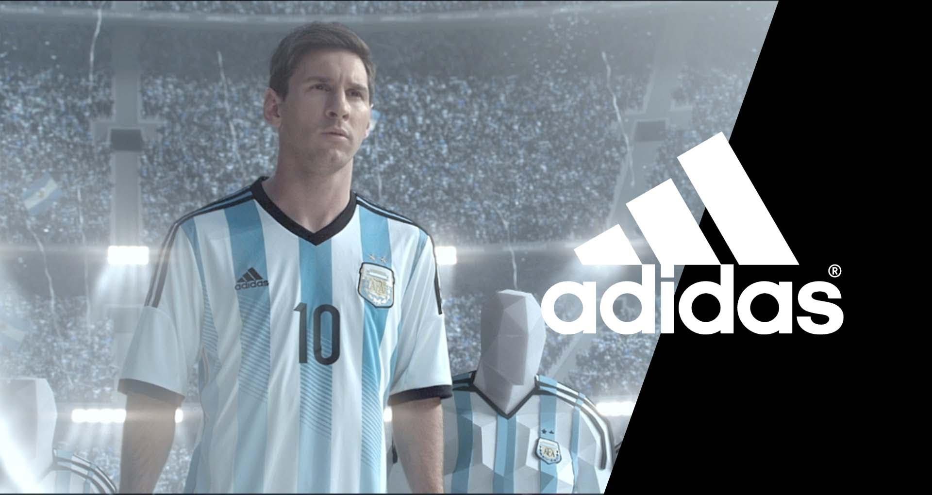 Adidas-ի նոր տեսահոլովակ