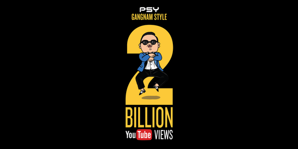 Gangam Style. 2 միլիարդից ավել դիտում Youtube-ում