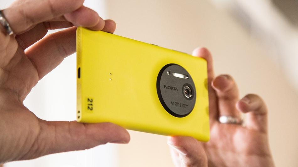 Nokia Lumia 1020. Նոր գերհզոր «ֆոտո»-սմարթֆոն